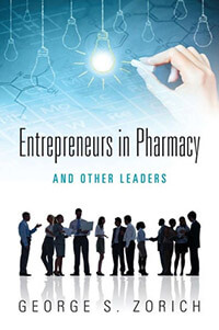 Entrepreneurs in Pharmacy book cover