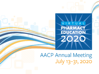 Virtual Pharmacy Education 2020 - AACP Annual Meeting - July 13-31, 2020
